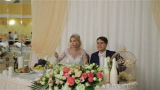 Розыгрыш на свадьбе удался два раза (торт)