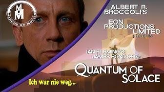 James Bond Quantum Trost Stream