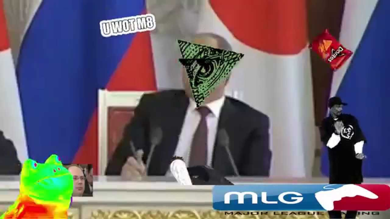 Putin Mlg Pen Balance Youtube