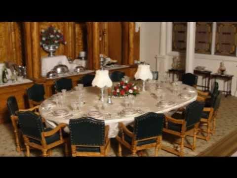 Titanic Dining Room Chair
