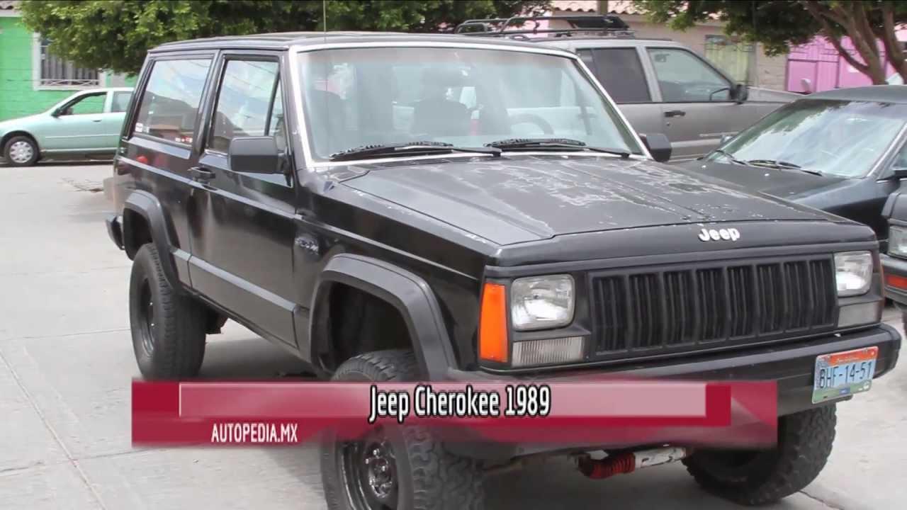 89 jeep grand cherokee