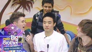 PBB Balikbahay: Teen-ternationals James Reid and Ryan Bang