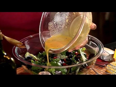 Lemon Garlic Salad Dressing