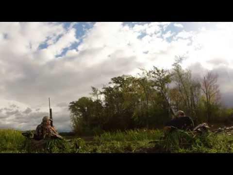 Duck Hunting - Lake Champlain 2014