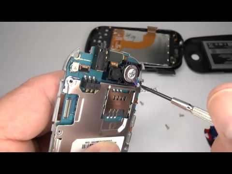 Galaxy 5 Europa Corby GT i5500 GT i550 GT i5503 Disassembly & Assembly