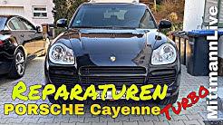 PORSCHE Cayenne Turbo 955 / Ich zeige euch die Probleme