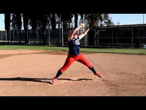 2019 Briana Poteet Don Antonio Lugo High School Pitcher/1st Teamsmith