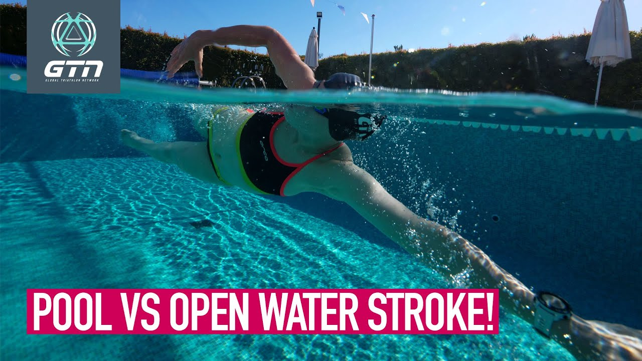Open Water Vs Pool Freestyle Swimming Stroke | Is There A Difference?