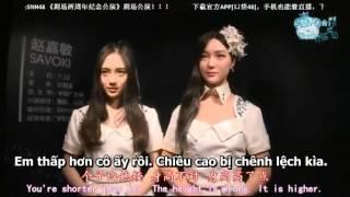 (Vietsub) Lễ ra mắt tượng sáp Triệu Gia Mẫn ở Nhà hát SNH48