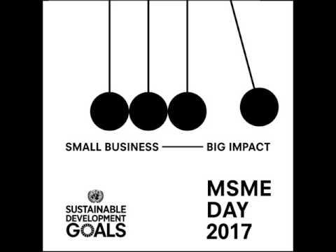 Micro, Small and Medium-sized Enterprises International Day