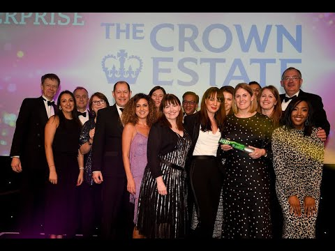 Customer Focus Award - Large enterprise: The Crown Estate