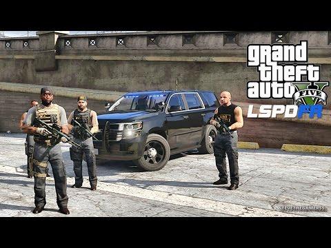 GTA 5 LSPDFR 0.3.1 - EPiSODE 302 - LET'S BE COPS - DEA NIGHT PATROL (GTA 5 PC POLICE MODS)