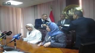 مصر العربية | وزير الصناعة يشهد توقيع بروتوكول لتوفير تمويلات للشركات المصدرةhVV