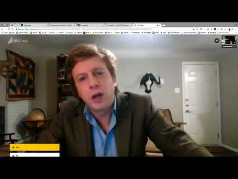 Barrett Brown - Evening Event - Aaron Swartz Day 2017