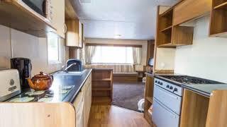 8 berth static caravan for hire by the Broads.