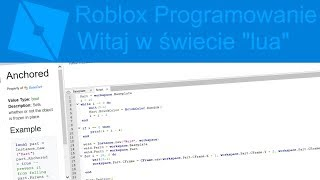 "ROBLOX Programming-Welcome to the world of ""LUA"""