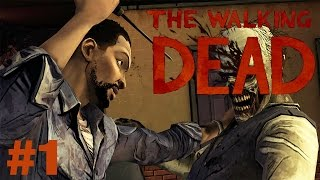 MEETING CLEMENTINE | The Walking Dead #1