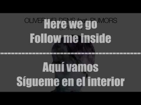 Oliver Heldens feat. RUMORS - Ghost - Lyrics + Subtitulado al Español