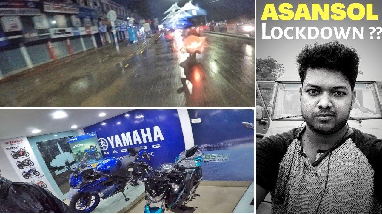 Lockdown Asansol ? Current Situation Asansol | A Good News | Streets of Asansol