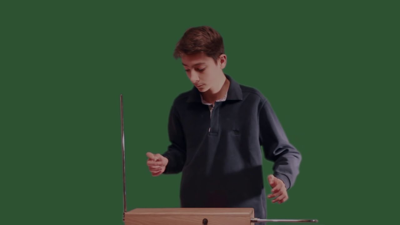 Debussy - « Clair de Lune » on the theremin