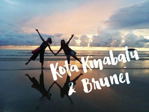 Kota Kinabalu - Brunei 2016