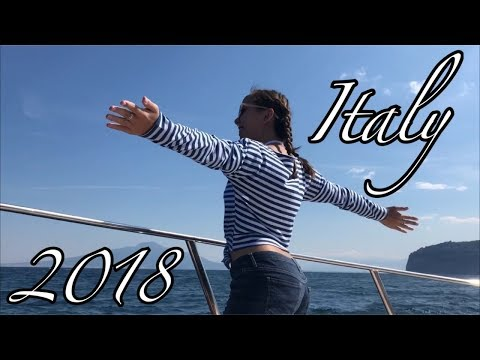 ROMEing around ITALY ( travel montage ) - Amalfi Coast + Rom