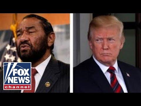 Rep. Green reveals left's goal to impeach Trump