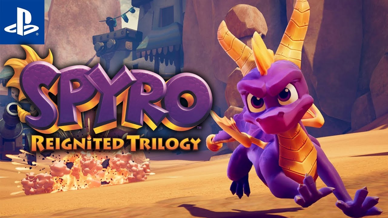 ????SIERŻANT (NIE) LOT???? Spyro Reignited Trilogy #6 | PS4 | Gameplay | Year of the dragon