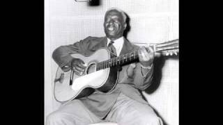 Leadbelly Bourgeoise Blues