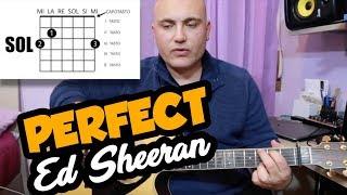 PERFECT - Ed Sheeran - TUTORIAL GUITAR