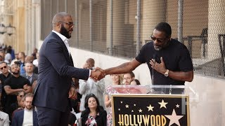 Idris Elba Credits Tyler Perry For Boosting His Career After 'The Wire'