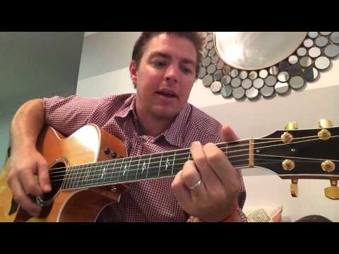 How Forever Feels - Kenny Chesney (instructional / chords)