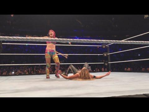 WWE NXT Women's Champion Asuka makes her Madison Square Garden debut