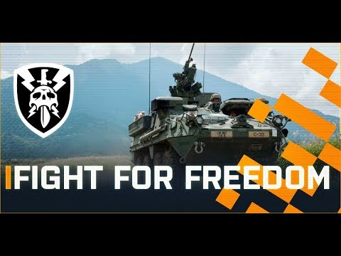 MULTICLANES FIGHT FOR FREEDOM..ARMA 3.@SquadAlpha_es