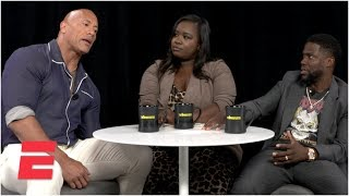 Kevin Hart and Dwayne Johnson weigh in on Colin Kaepernick's situation | The Undefeated Roundtable