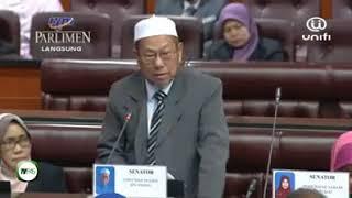 #DewanNegara YB Senator Dato