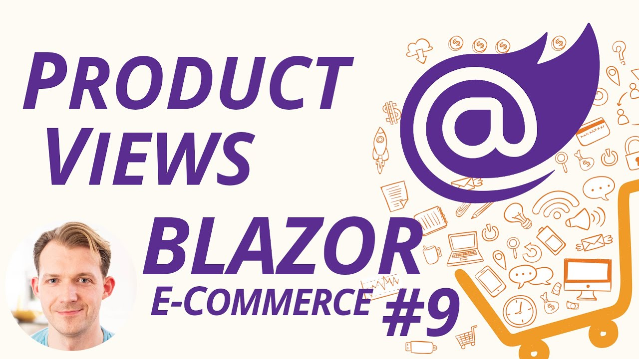 Product View Counter with Blazor WebAssembly ASP.NET Core Hosted | Blazor E-Commerce Series #9