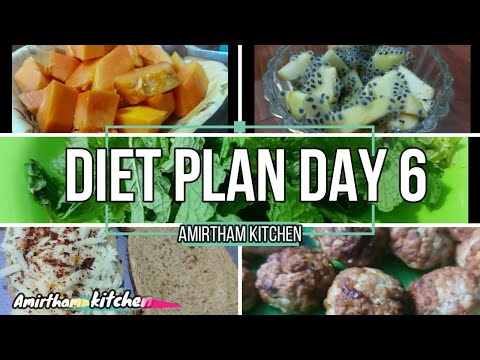 Diet Plan 6  Next Day healthy food | Diet Plan To Lose Weight Fast In tamil | Lose 10 Kgs In 10 Days