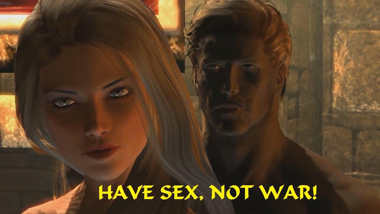 Скайрим секс с киравой фото 504-622