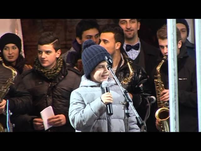 Gambatesa maitunat 1-1-2014: maitunat di Bartolomeo Regina