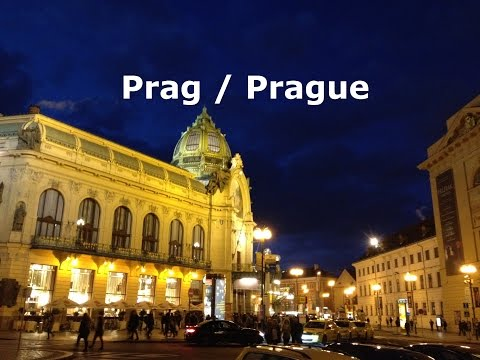 Prag / Prague Film Full HD 2015 - Haluska Film