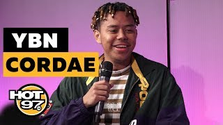 YBN Cordae on Working w/J. Cole, Being Great + Supporting Kaepernick