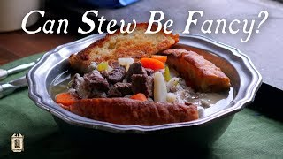 Beef Stew For The Middle Class