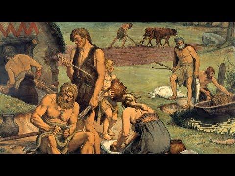Deutsche Urgeschichte - Steinzeitliche Kulturen und ihre Errungenschaften