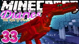 Sugar and Dragons | Minecraft Diaries [S1: Ep.33] Roleplay Survival Adventure!