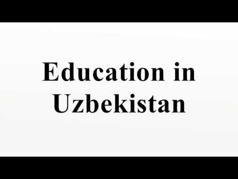 Education in Uzbekistan
