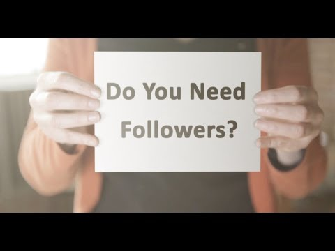 I Need Followers Now! - Improve Your Social Status Today!