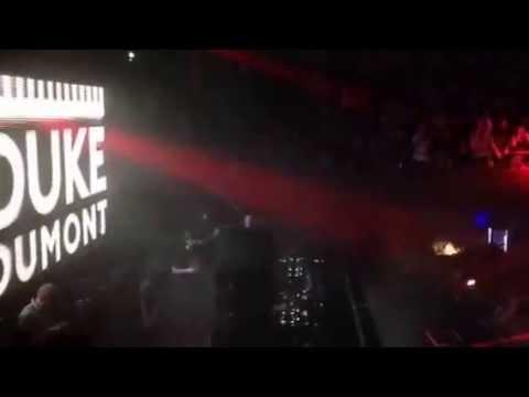 Duke Dumont- Blase Boys club at Albert Hall