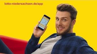 LOTTO Niedersachsen – die App! Jetzt neu für iOS und Android.