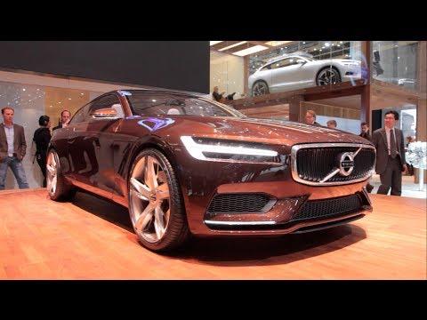 2015 Volvo Concept Estate - 2014 Geneva Motor Show